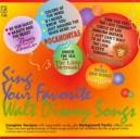 Sing Your Favorite Walt Disney Songs