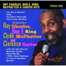 Ray Charles, Ben E. Kin, McPhatter & Carter