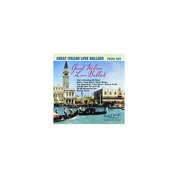 Great Italian Love Ballads