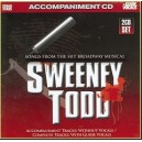 Sweeney Todd (2 CD Set) - Backing Tracks from the Musical - Stage Stars