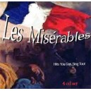Les Miserables (4 CD Set) - Backing Tracks from the Musical - Stage Stars
