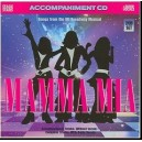 Mamma Mia - Backing Tracks from the Musical - Stage Stars