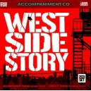 West Side Story - Stage Stars - Music Theatre Backing Tracks CD