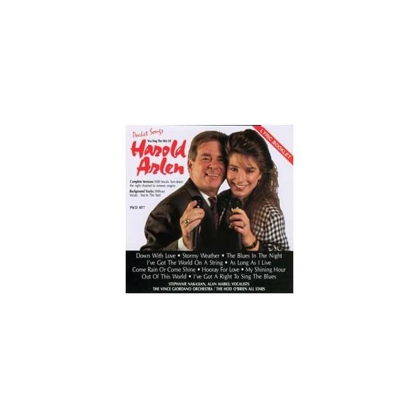 Sing The Hits of Harold Arlen