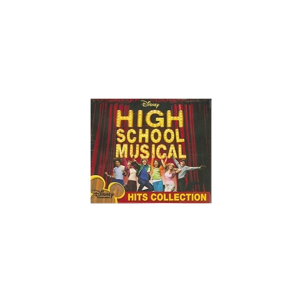 Disney High School Musical Hits Collection (6 Disc Box Set)