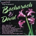 Sing The Songs of Bacharach & David