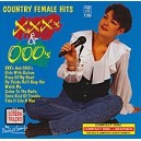 XXXs And OOOs: Country Female Hits