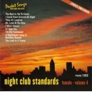 Night Club Standards (Female), Vol. 4