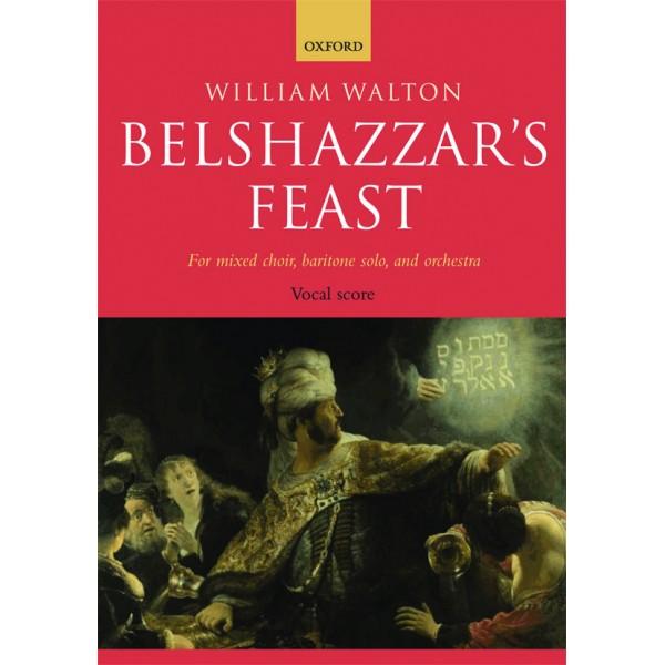 Belshazzars Feast - Walton, William