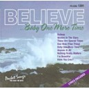 Believe: Baby One More Time