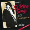 So Rare Songs: Sing the Hits of Frank Sinatra