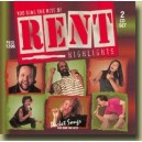 You Sing The Hits of Rent - Highlights (2 CD Set)