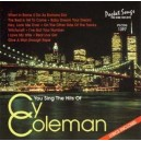The Hits Of Cy Coleman