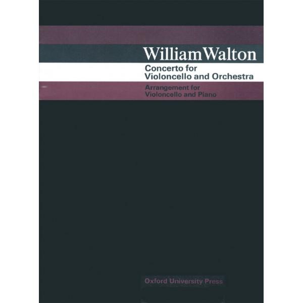 Cello Concerto - Walton, William