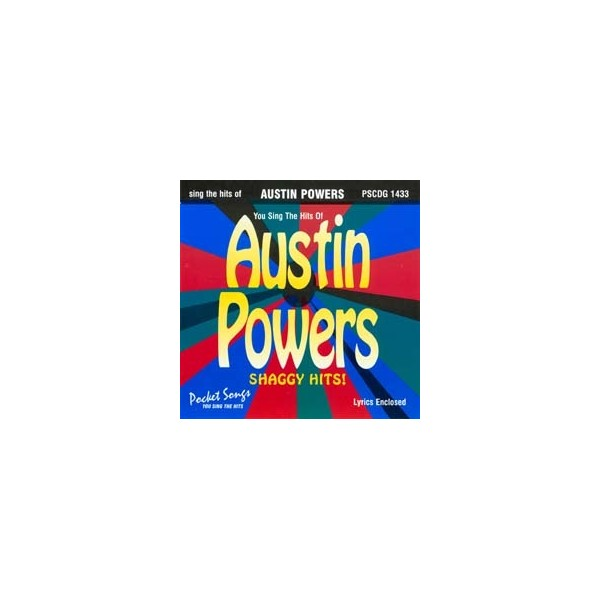 The Hits of Austin Powers (Shaggy Hits!)