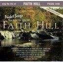 You Sing The Hits of Faith Hill