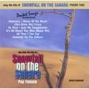 Sing The Hits Of Snowfall on The Sahara