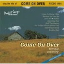 Sing The Hits Of: Come On Over