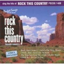 Sing The Hits of Rock This Country