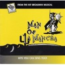 Man Of La Mancha - Stage Stars - Musical Theatre Backing Tracks CD