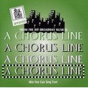 A Chorus Line - Backing Tracks from the Musical - Stage Stars