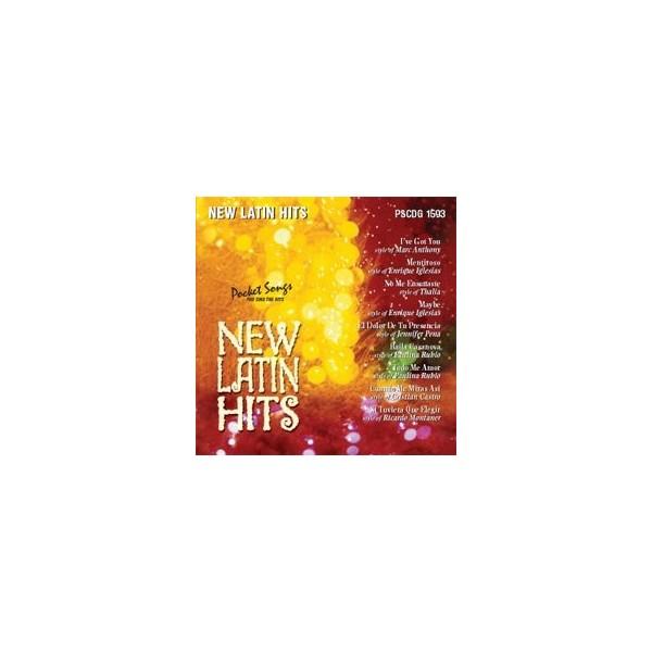 New Latin Hits (Male/Female)