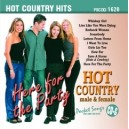 Hot Country Hits - Here For The Party (Male & Female)