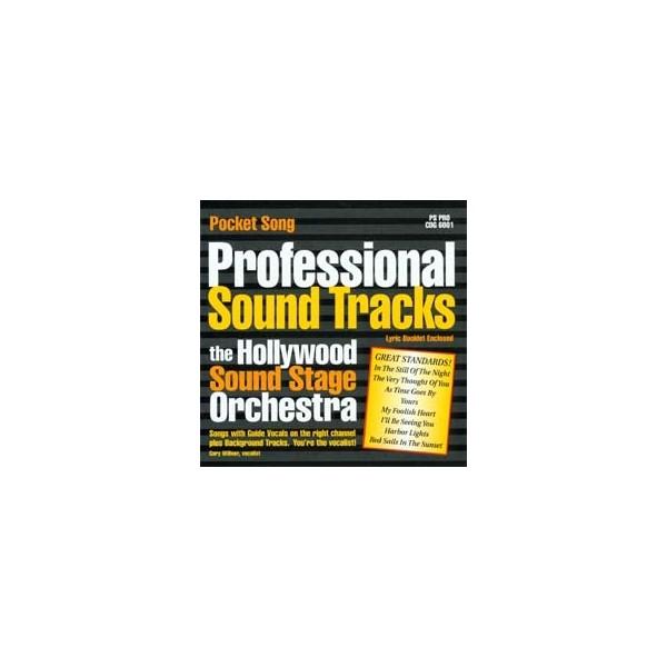 Professional Background Sound Tracks: Great Standards, Vol. 1
