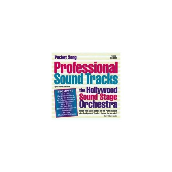 Professional Background Sound Tracks: Broadway, Vol. 1