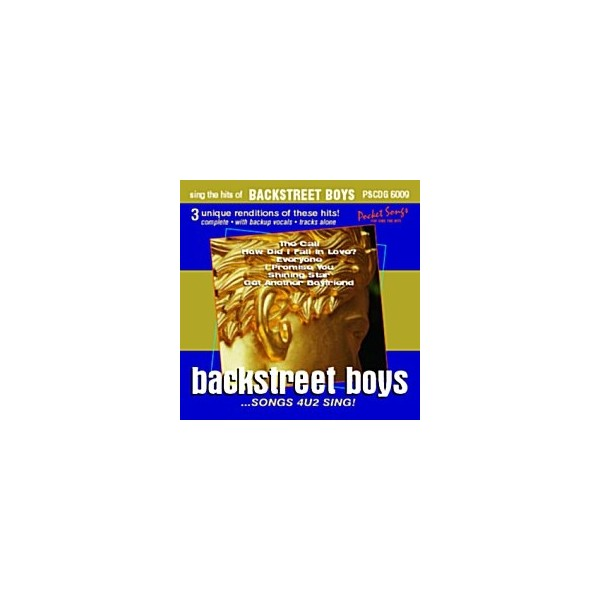 The Hits of The Backstreet Boys