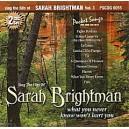 The Hits of Sarah Brightman, Vol. 3 (2 CD Set)