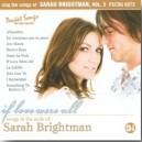 Sing The Songs of Sarah Brightman, Vol. 5