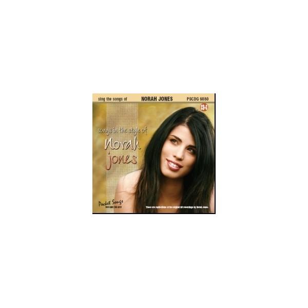 Sing The Songs of Norah Jones
