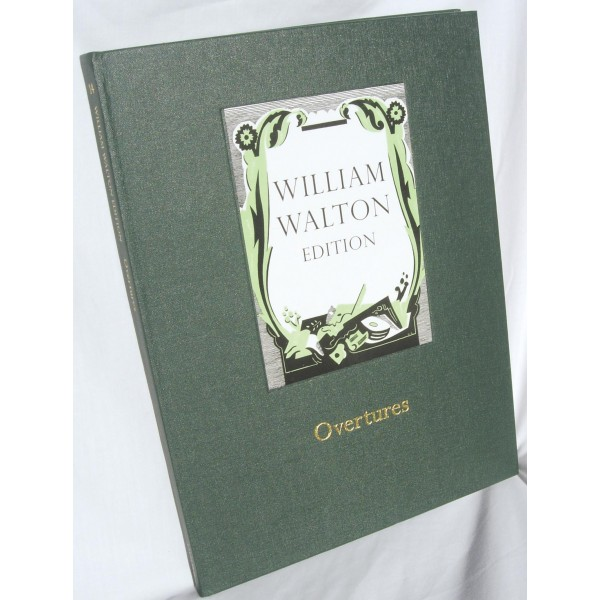Overtures - Walton, William