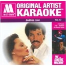 Motown Original Artist Karaoke: Endless Love, Vol. 17