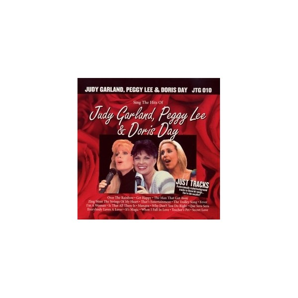 Just Tracks: Judy Garland, Peggy Lee & Doris Day