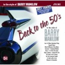 Just Tracks: Barry Manilow - Back To The 50s