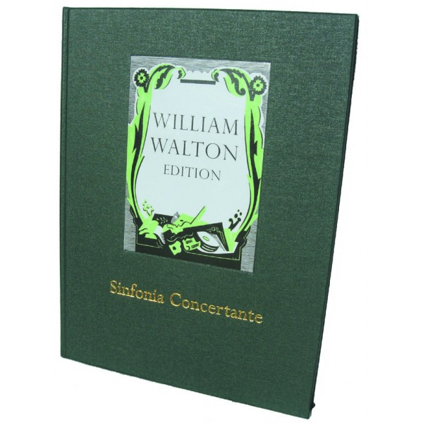Sinfonia Concertante - Walton, William