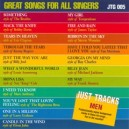 Just Tracks: Great Songs for All Singers (Men)