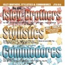 Just Tracks: Isley Brothers, Stylistics & Commodores