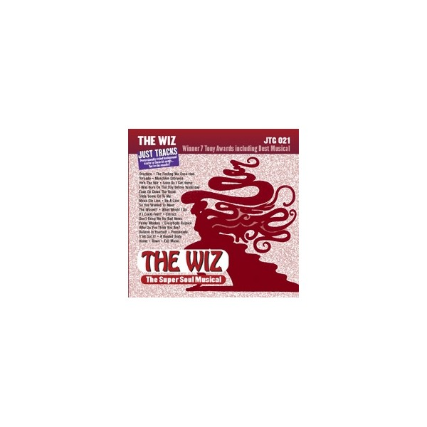 Just Tracks: The Wiz  The Super Soul Musical