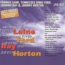 Frankie Laine, Tennessee Ernie Ford, Johnnie Ray & Johnny Horton: Just Tracks