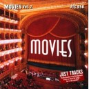 Just Tracks: Lets Go To The Movies, Vol. 2