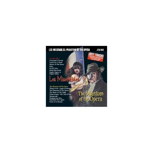 Les Miserables/Phantom of The Opera