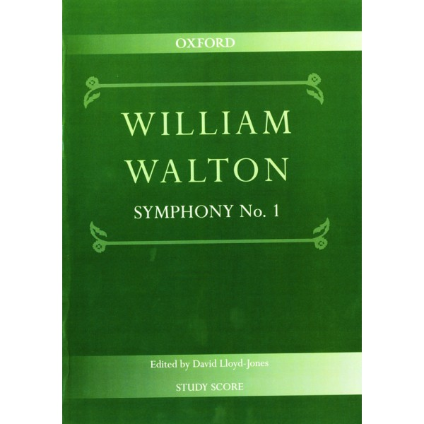Symphony No. 1 - Walton, William