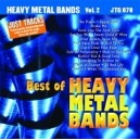 Best of Heavy Metal Bands Vol. 2