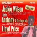 Jackie Wilson, Lloyd Price, & Little Anthony