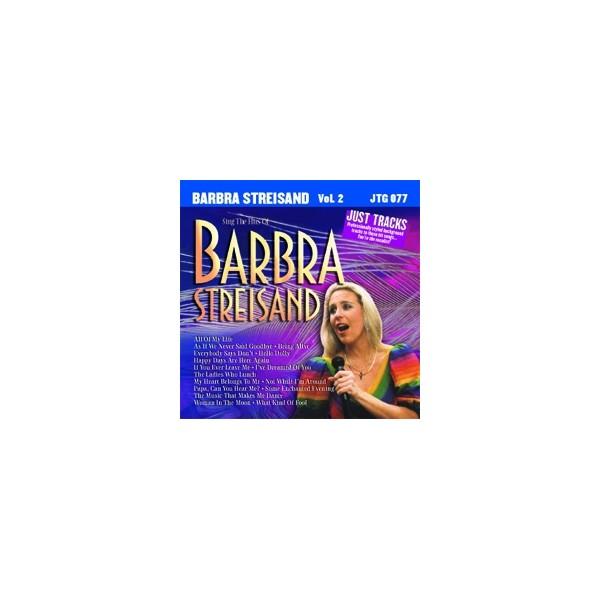 Hits of Barbara Streisand, Vol. 2