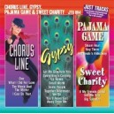 Hits of Chorus Line, Gypsy, Pajama Game & Sweet Charity