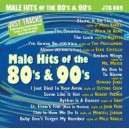 Male Hits Of The 80s & 90s